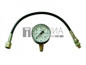 Nyomásmérő (manométer) Master gázolajos hőlégfúvóhoz (üzemanyag szivattyús modellek)