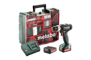 Metabo PowerMaxx SB 12 SET akkus ütvefúró-csavarbehajtó
