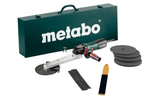 Metabo KNSE 9-150 Set sarokvarratcsiszoló