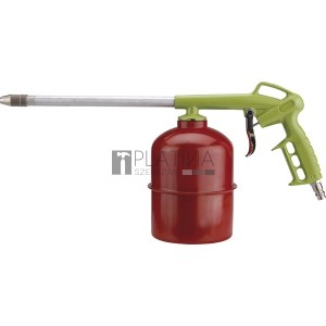 Extol fúvató pisztoly tartállyal, 3-5 Bar