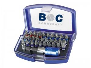 Bohrcraft bit készlet 32r. PH+PZ+T PB32