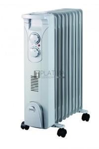 Descon DA-J2052F olajradiátor 2,5kW + ventilátor 400W