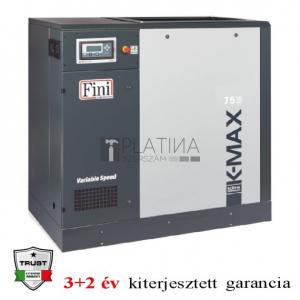 K-Max 90-13 VS csavarkompresszor