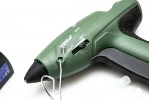 Dedra DED7553 vezeték-nélküli melegragasztó pisztoly 35(400)W