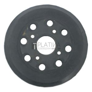 Tartalék gumi talp, rotációs csiszológéphez, átmérő: 150 mm