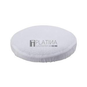 Polírkorong, fehér, szintetikus gyapjú; 180-240 mm