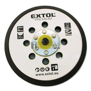 Tartalék gumi talp rotációs csiszológéphez, 6/150mm