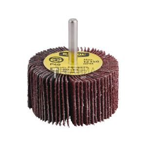 Extol lamellás csiszoló, csapos, 6 mm befogás, Alu-Oxid, 60×30mm; max.: 12.150 ford./perc