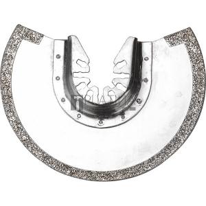 Extol tartalék körszegmens vágófej, 88mm, gyémánt szemcse