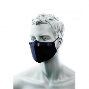 Portwest 2 rétegű antimikrobiális arcmaszk orrnyereg borítással (CV34)