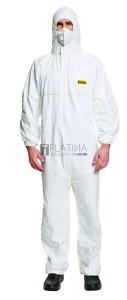 Dupont Tyvek® 200 kapucnis overál XXL (5/6 típusú védelem)