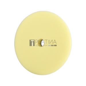 Extol polírkorong, erős polírozás, T80, tengely: 22 mm; sárga, tépőzáras
