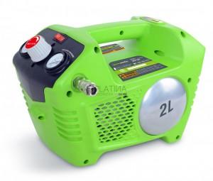 Greenworks G40AC akkus kompresszor 40V