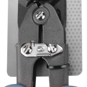EXTOL lemezvágó olló, jobb+egyenes vágáshoz, 255mm, CV., áttételes