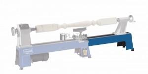 Scheppach esztergaágy hosszabbító 1007 mm-re (DMT 460 T)