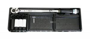 Hans 9 részes nyomatékkulcs készlet TT-48G fiókmodul
