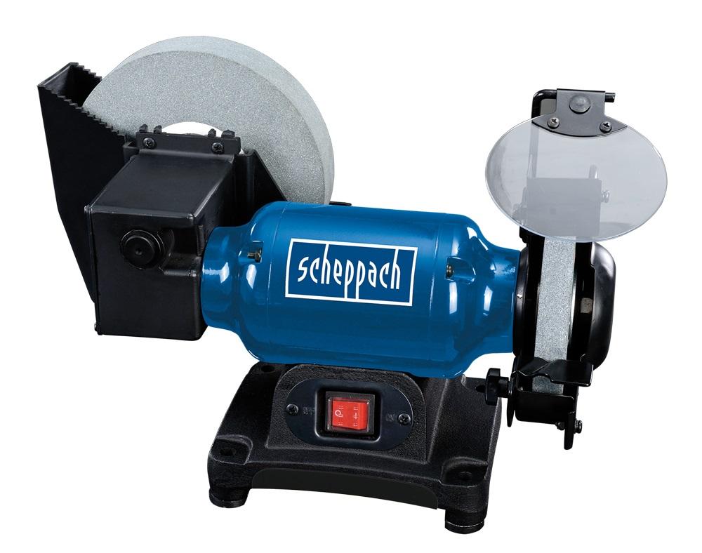 Scheppach BG 200 W száraz-nedves köszörű