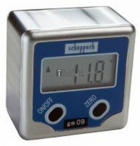 Scheppach GM 09 goniométer