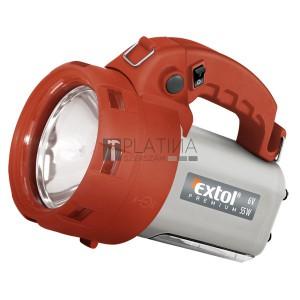 EXTOL PREMIUM halogén lámpa, H3 6V/55W izzó