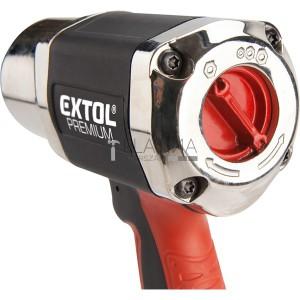 Extol Premium 1/2  légkulcs 680Nm