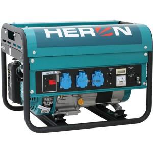 Heron EGM-25 AVR egyfázisú áramfejlesztő (max. 2,3 kVA)