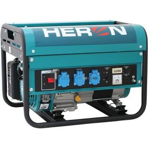 Heron EGM-30 AVR egyfázisú áramfejlesztő (max. 2,8 kVA)