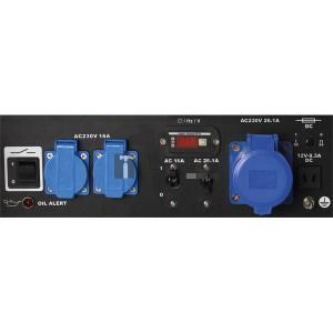 Heron EGI 68 hordozható áramfejlesztő (max. 6,8 kVA)