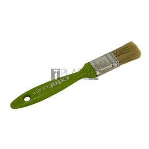 EXTOL CRAFT lapos ecset, 1,5 (38mm), fejhossz: 44mm, fejvastagság: 12,5mm