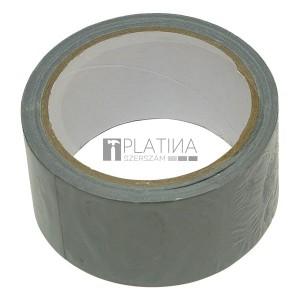 EXTOL textiles ragasztószalag  szürke 50mm×10m
