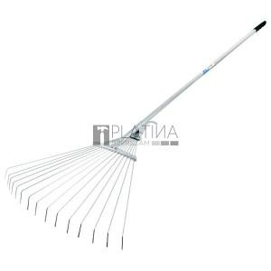lombseprű, állítható fém nyéllel, 120cm-es