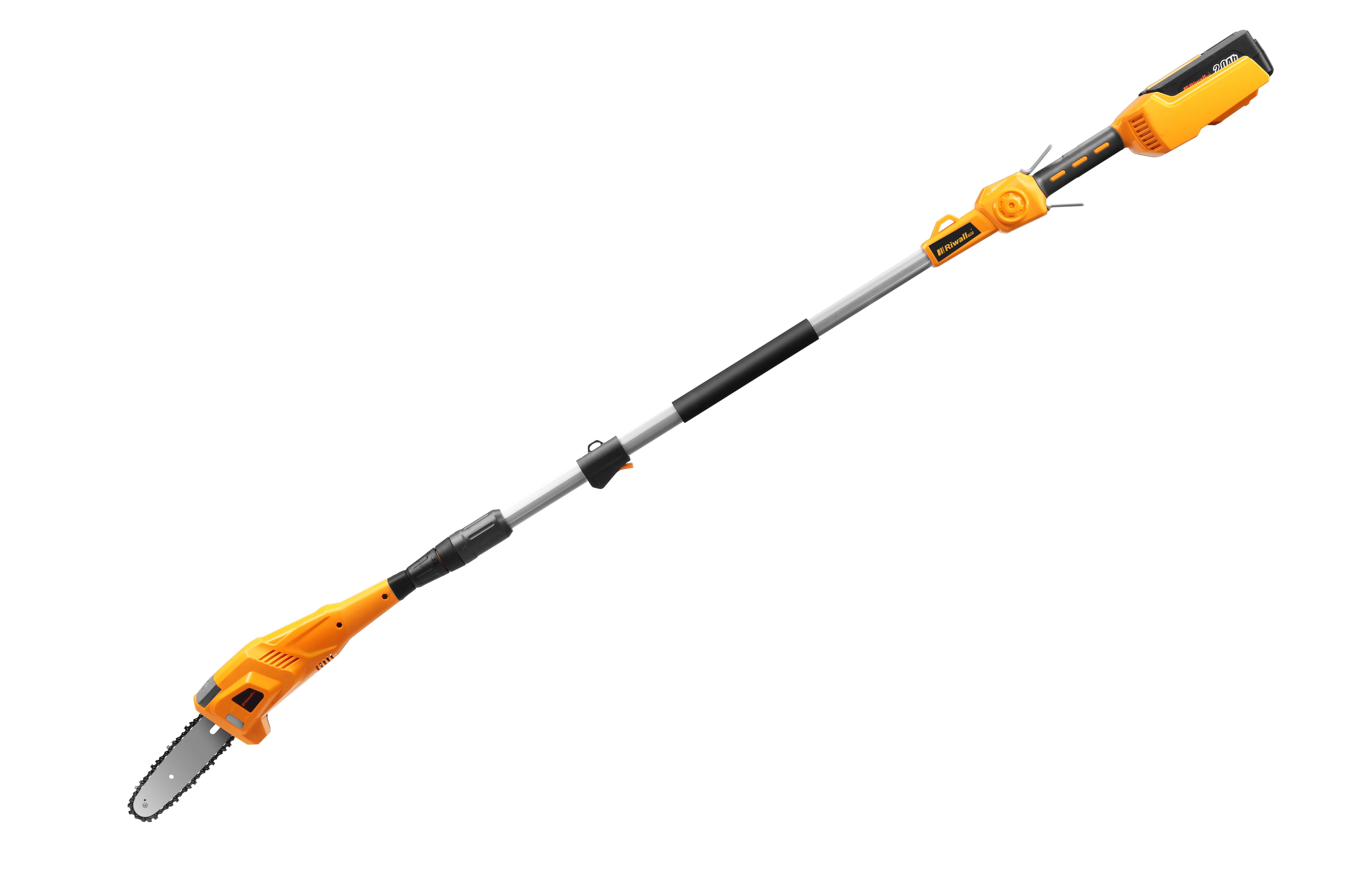 Riwall PRO RAPS 2040 akkus ágvágó láncfűrész 40V