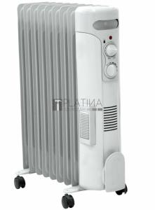 Descon DA-J2050F olajradiátor ventilátorral 2,5kW