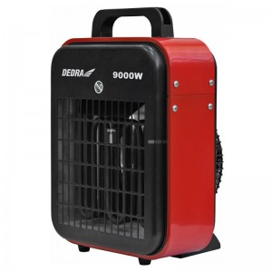 Dedra DED9924B elektromos hősugárzó 9 kW (400V)