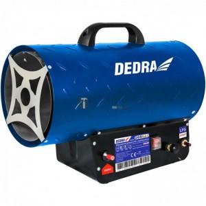 Dedra DED9944 gázos hőlégfúvó 30 kW szabályozható