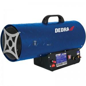 Dedra DED9945 gázos hőlégfúvó 50 kW szabályozható
