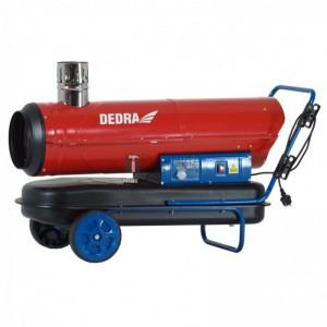 Dedra DED9955TK kéményes gázolajos hősugárzó termosztáttal 30kW