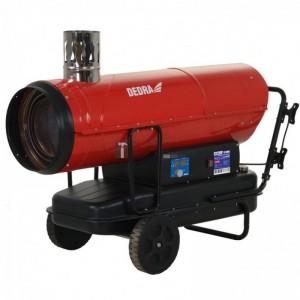 Dedra DED9956TK gázolajos kéményes hősugárzó termosztáttal 50kW