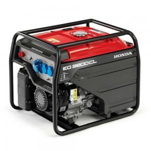 Honda EG 3600 D-AVR áramfejlesztő (3,2 kVA)