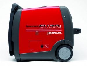 Honda EU 30i inverteres áramfejlesztő (2,6 kVA)