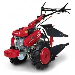 Honda F 560 egytengelyű traktor kerékkel