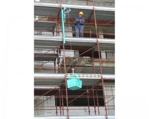 IMER TR 225 N építkezési csörlő 200kg / 0,75kW / 30m