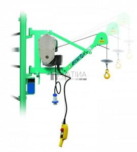 IMER AIRONE 200 N építkezési csörlő 200kg / 0,75kW / 30m
