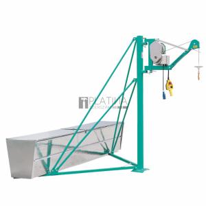 IMER AIRONE 300 N építkezési csörlő 300kg / 1,1kW / 30m