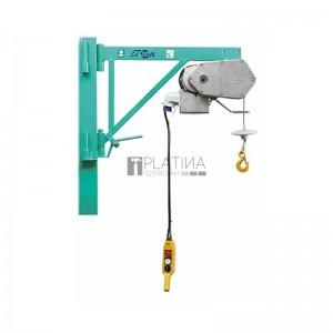 IMER ET 200 N építkezési csörlő 200kg / 0,75kW / 30m