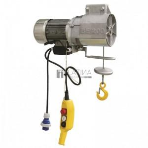 IMER BE 200 építkezési csörlő 200kg / 0,75kW / 25m