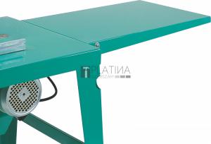 IMER H110VF építőipari asztali körfűrész 315mm / 3kW / 400V