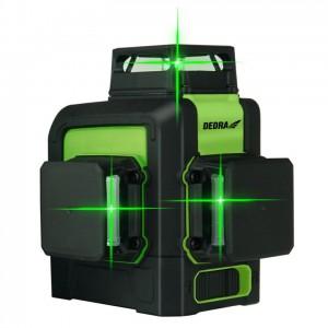 Dedra multilézer 3D, zöld