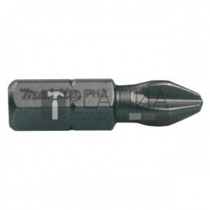 Makita Standard bit PH2x25mm , 5db