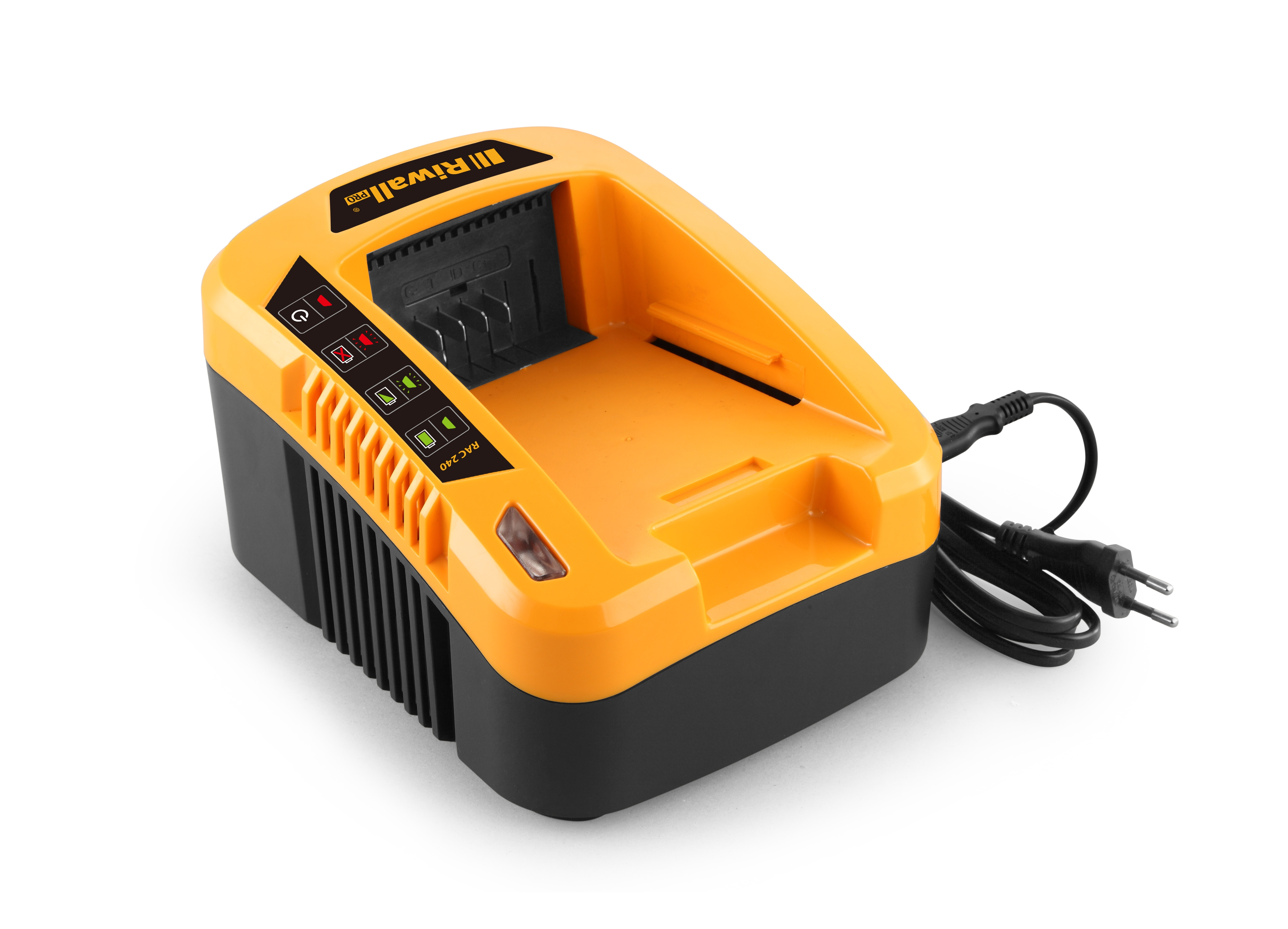 Riwall PRO RAC 240 akkumulátor töltő 40V 2A