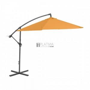 Garland Miami függő napernyő 2,7 m (meleg narancs)